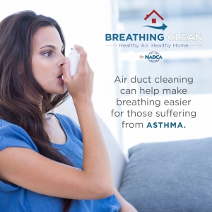 air duct cleaning reduces asthma triggers