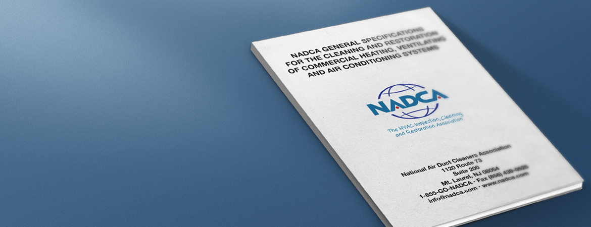 NADCA General Specifications