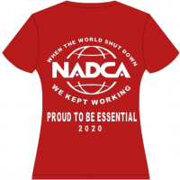 NADCA Essential Worker t-shirt image